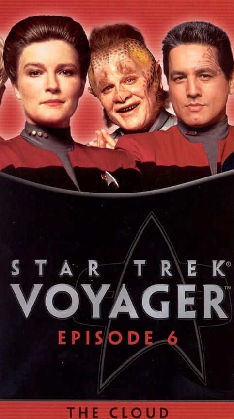 Star Trek: Voyager - Season 1 Episode 06: The Cloud