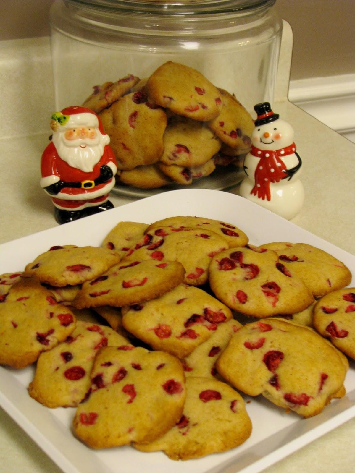 Cranberry Icebox Cookies Are A Great Choice This Holiday Season