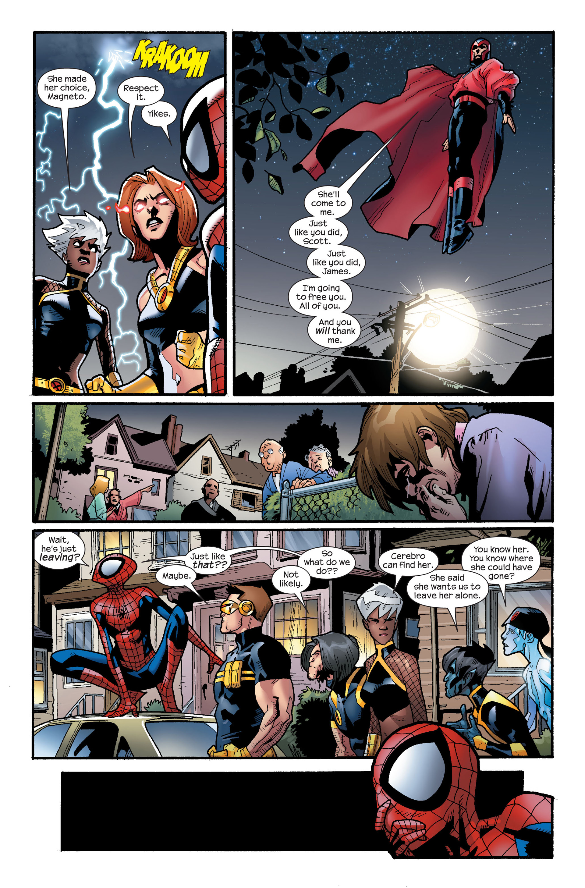 Read online Ultimate Spider-Man (2000) comic -  Issue #120 - 15