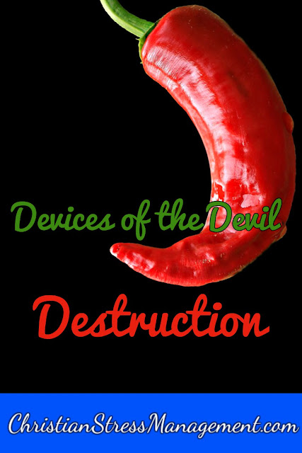 Devices of the Devil - Destruction