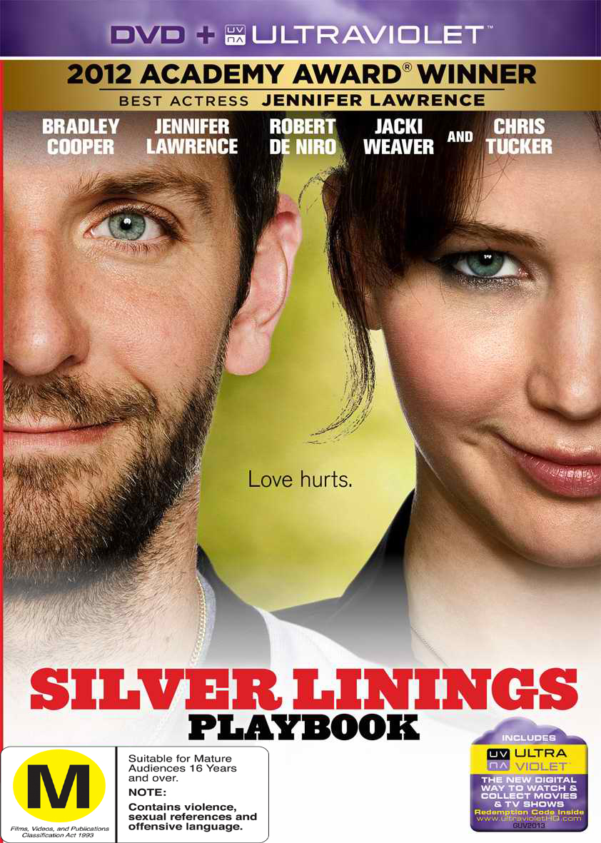 at darren s world of entertainment silver linings playbook blu ray