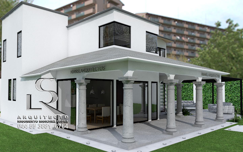 Dise o arquitect nico en 3d proyectos arquitect nicos en - Diseno casa 3d ...