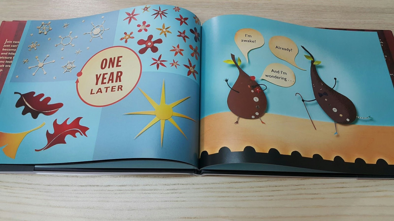 每天都愛說故事- 英文故事大推薦! 遠離3C。一起來培養孩子的英閱歷吧: 【Are we pear yet?】搞笑的植物繪本