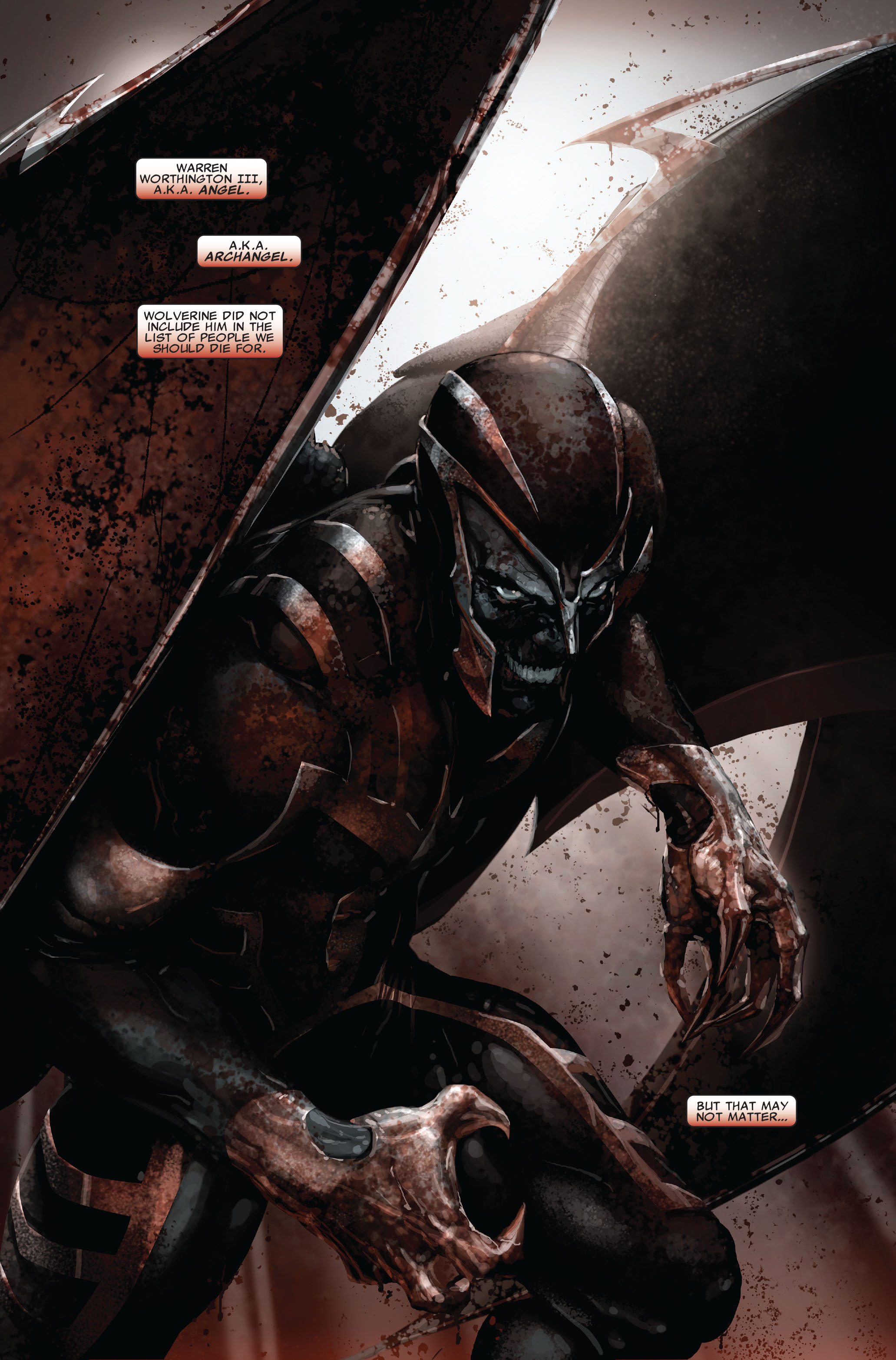Read online X-Force (2008) comic -  Issue #4 - 24