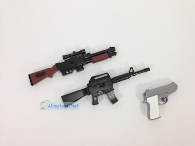 Look real toy guns