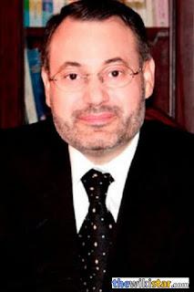 أحمد منصور (Ahmed Mansour)، مذيع مصري، يعمل في قناة الجزيرة