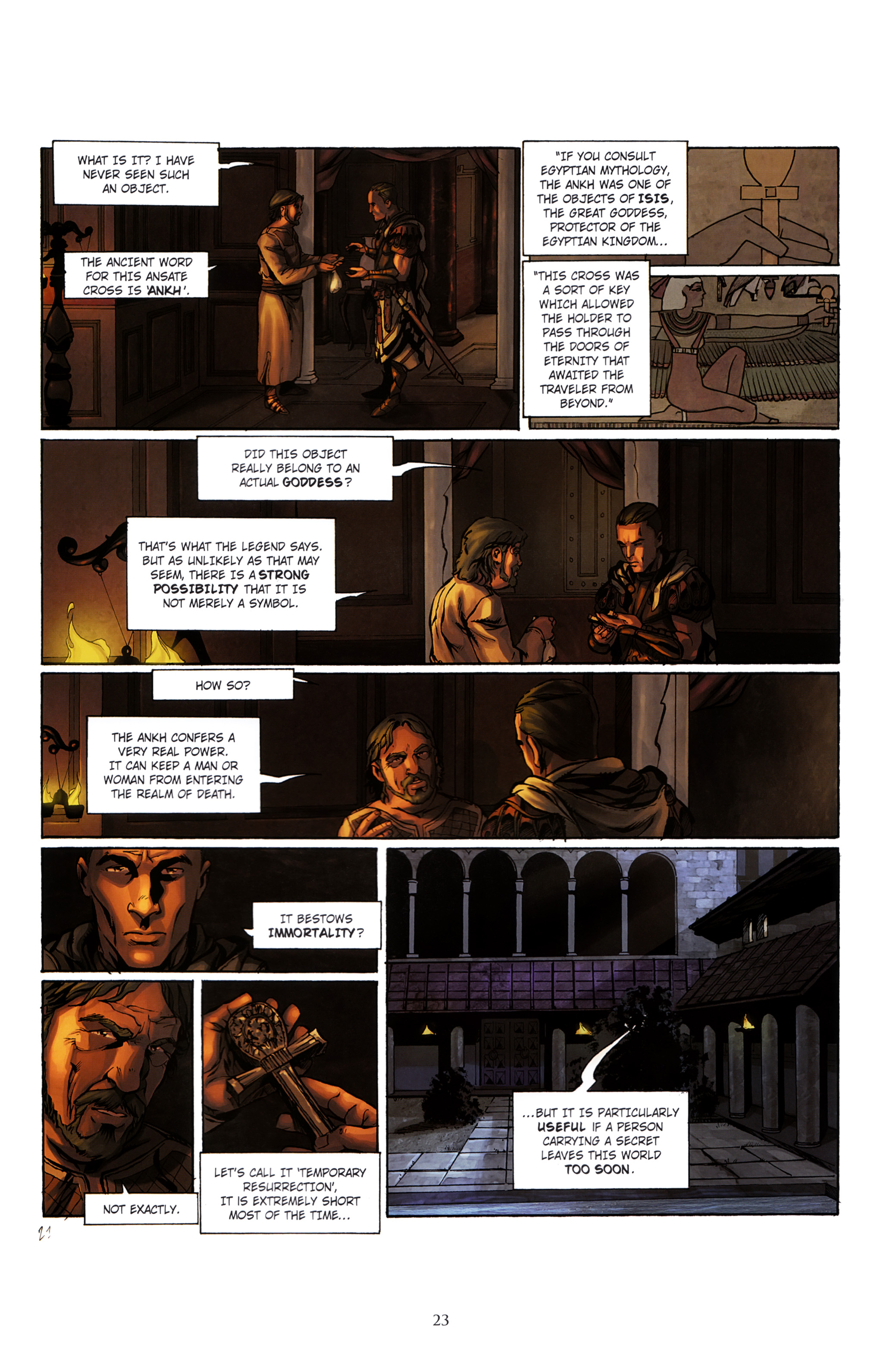 Read online Assassin's Creed (2012) comic -  Issue #2 - 27
