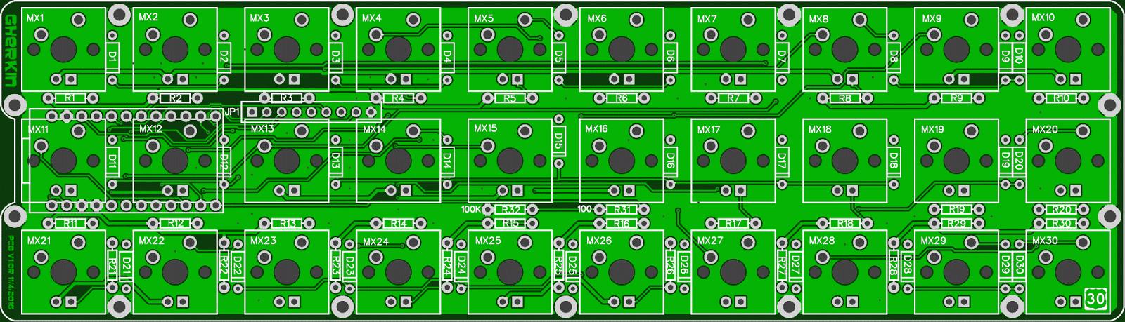 mechanical keyboard wiring diagram for s plan heating system circuit schema online 40 keyboards gherkin board
