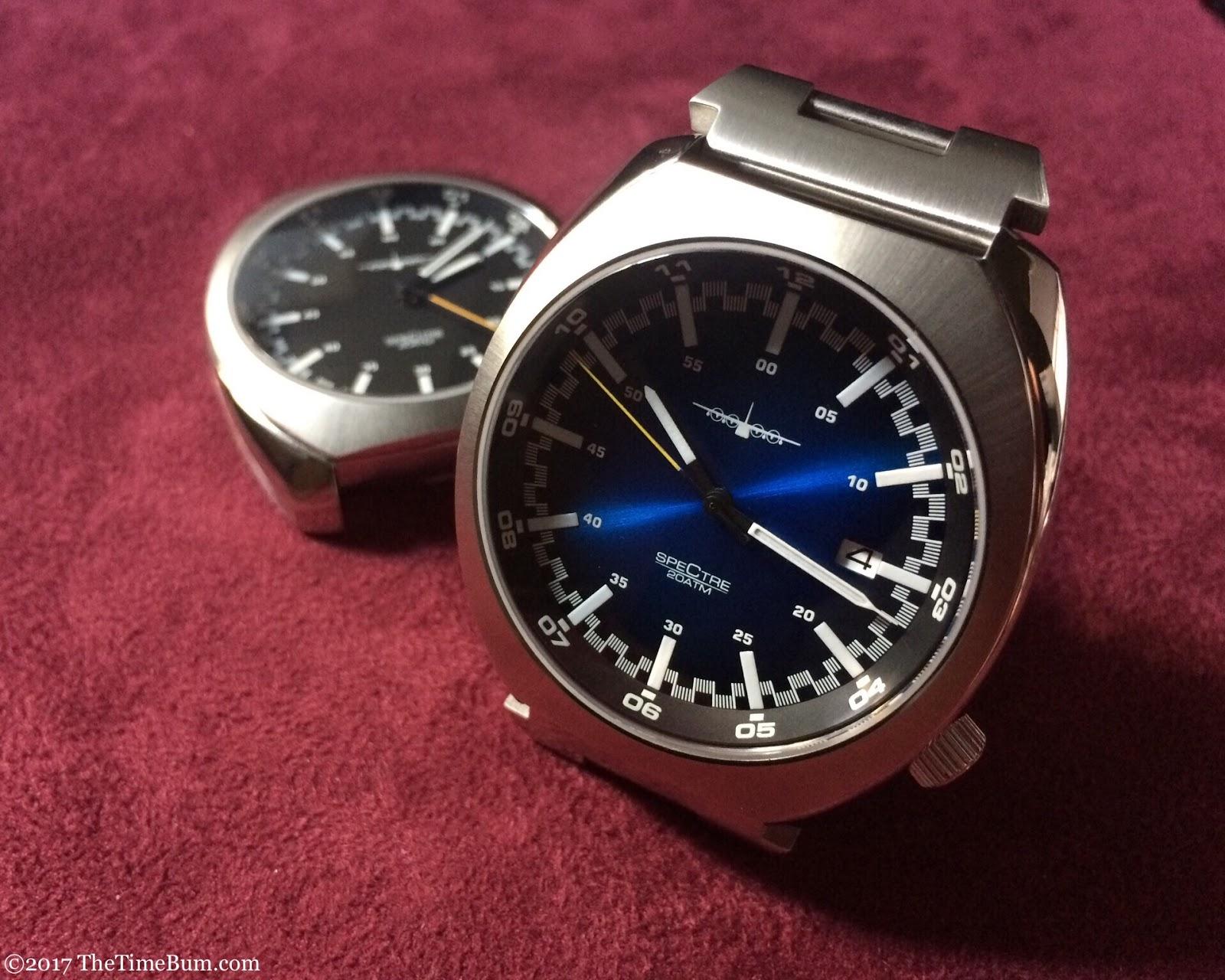 Lew & Huey Spectre II