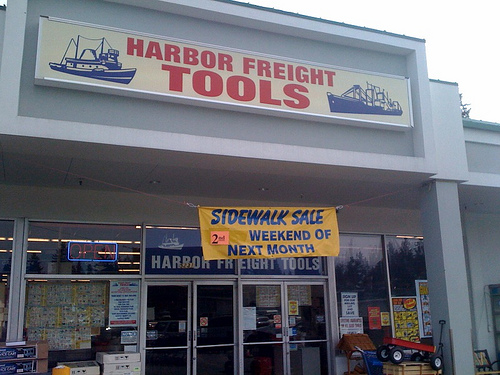 Dec 04,  · reviews of Harbor Freight Tools