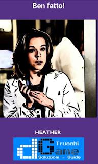 Soluzioni Guess The Grey's Anatomy livello 53