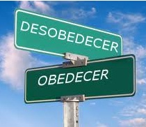 Desobediência a Deus