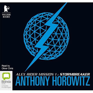Stormbreaker by Anthony Horowitz Download Free Ebook