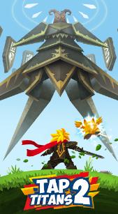 Download Tap Titans 2 Mod APK Game Latest Version Free