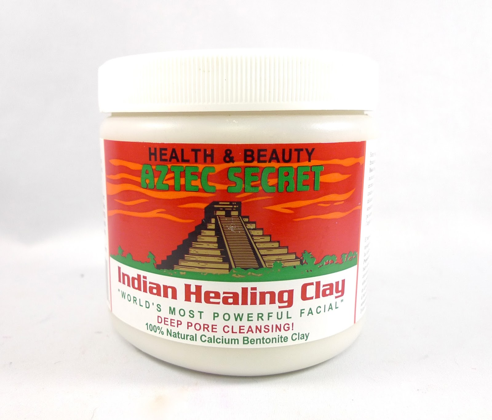 Aztec Healing Clay Mask Review | The Beauty Junkee