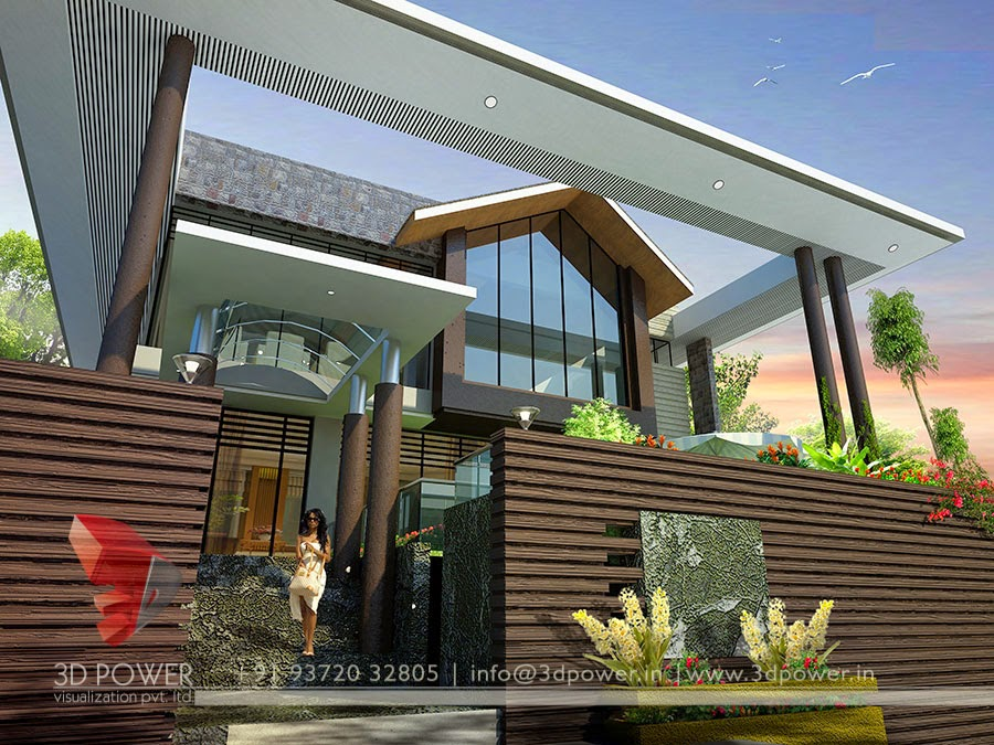 Contemporary Bungalow Design