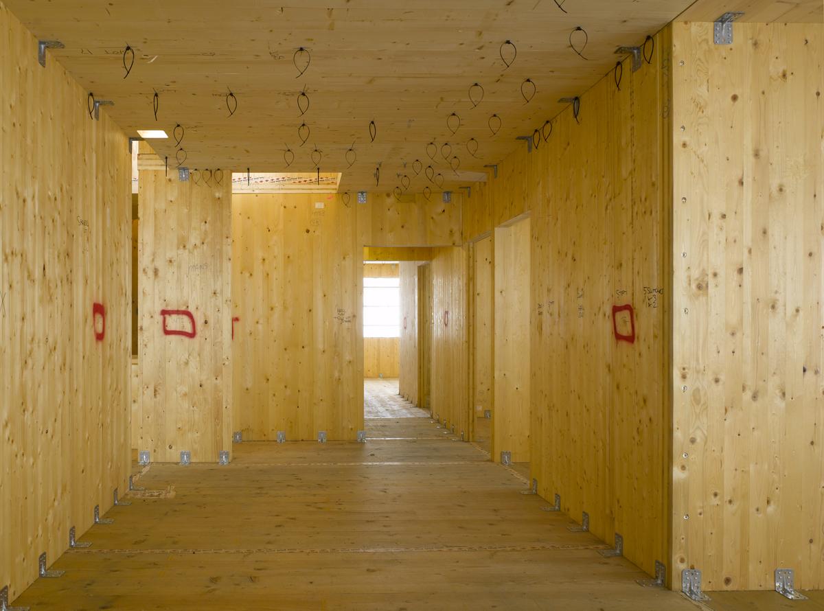 Stadthaus: el edificio de madera más alto del mundo - EcoSiglos