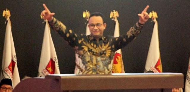 Ditanya Anies Baswedan Mau Jadi Wagub DKI, Jawaban Erwin Aksa di Luar Dugaan