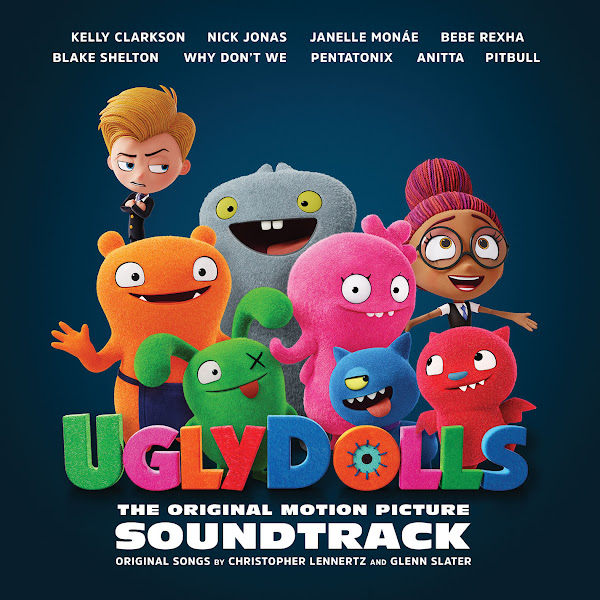 """Kelly Clarkson - Broken & Beautiful (From the Movie """"UGLYDOLLS"""") - Single Cover"""