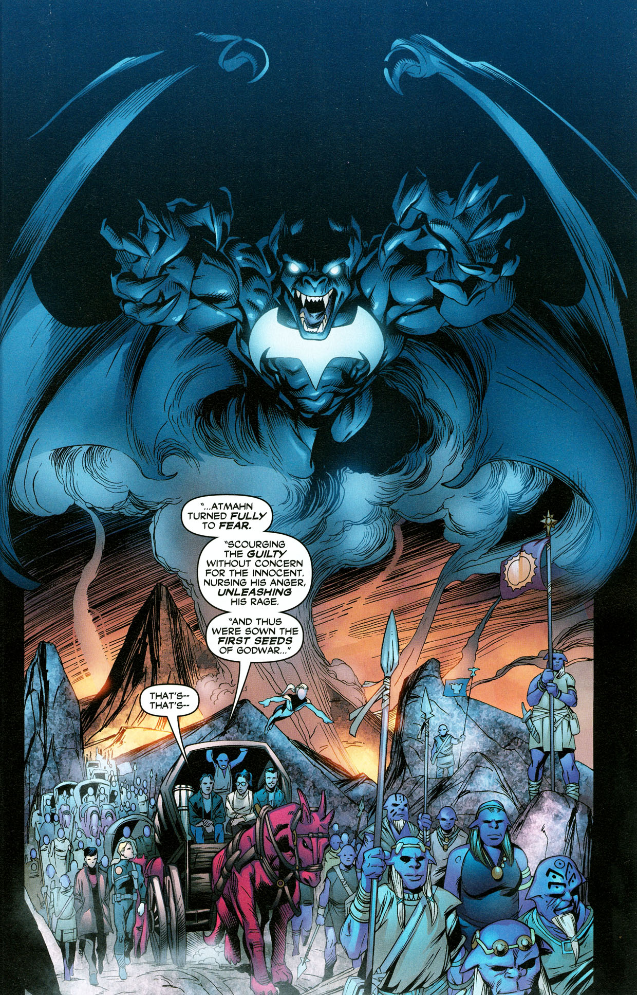 Read online Trinity (2008) comic -  Issue #32 - 5
