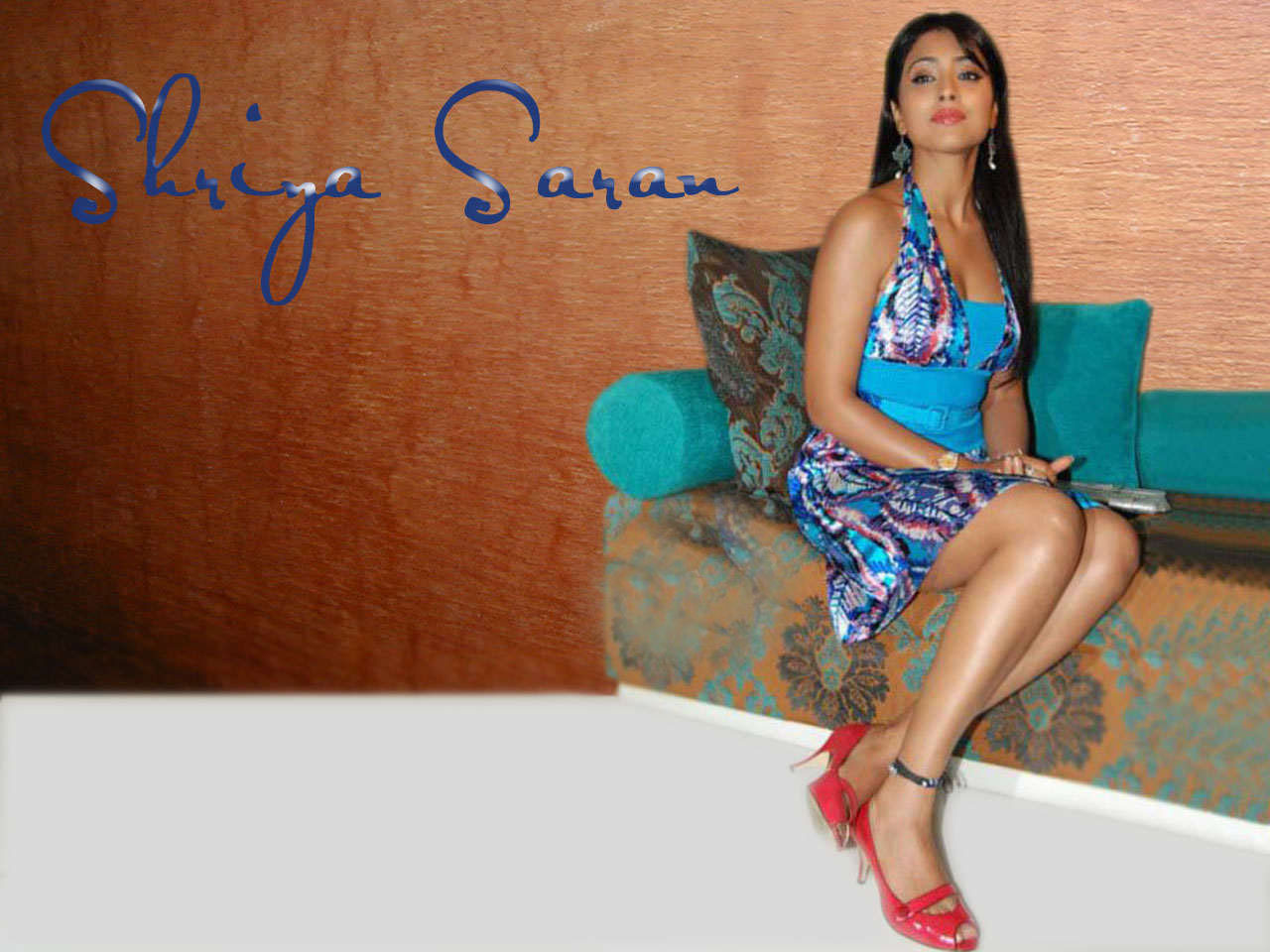 Shriya Saran Latest Photoshoot -8