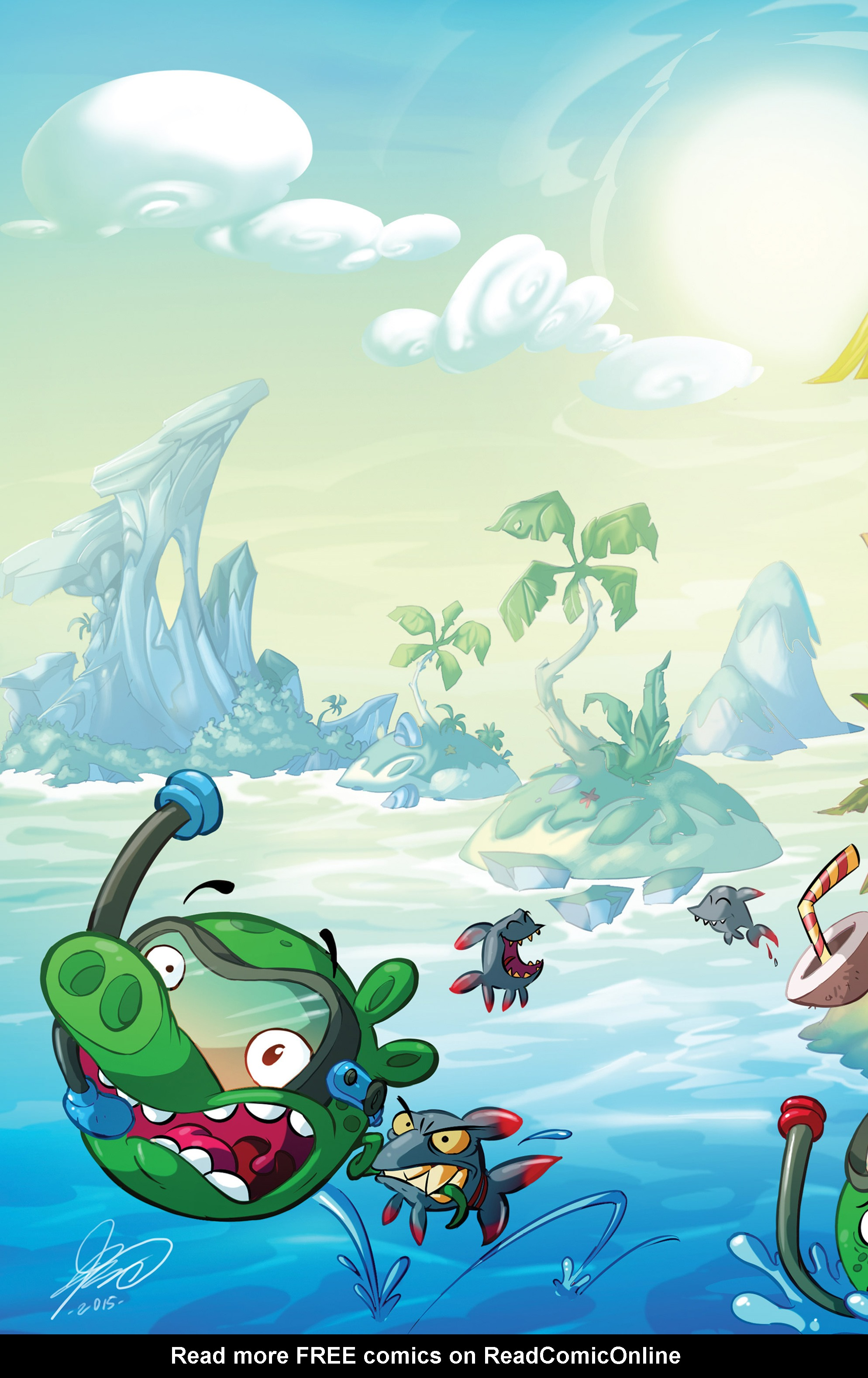 Read online Angry Birds Comics (2016) comic -  Issue #7 - 26