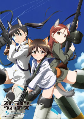 Download Strike Witches Season 1 BD Subtitle Indonesia