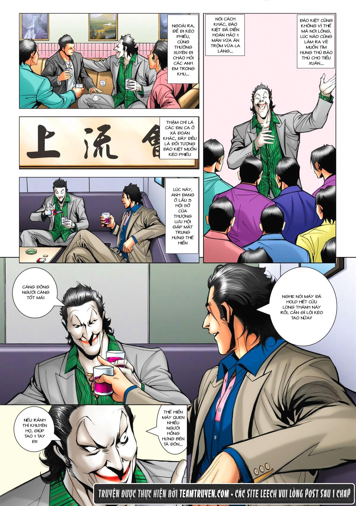Người Trong Giang Hồ NetTruyen chap 1503 - Trang 15