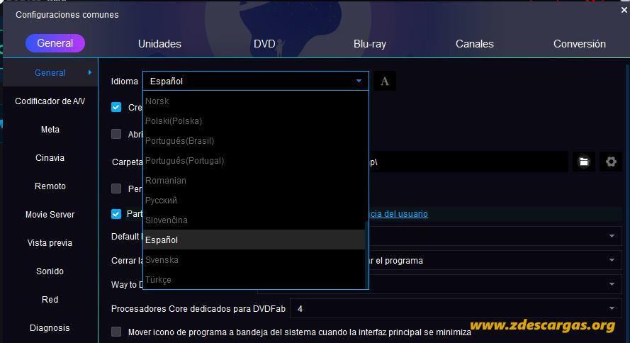 DVDFab 2019 Full Español