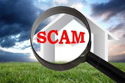 Aware of the Real Estate Scams