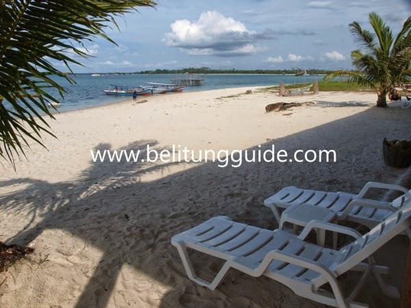 Tanjung pandan ibu kota kabupaten belitung