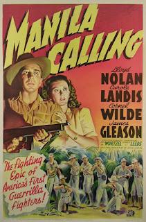 Carole Landis Manila Calling