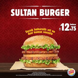 burger king ramazan 2019 menü fiyatları sultan burger