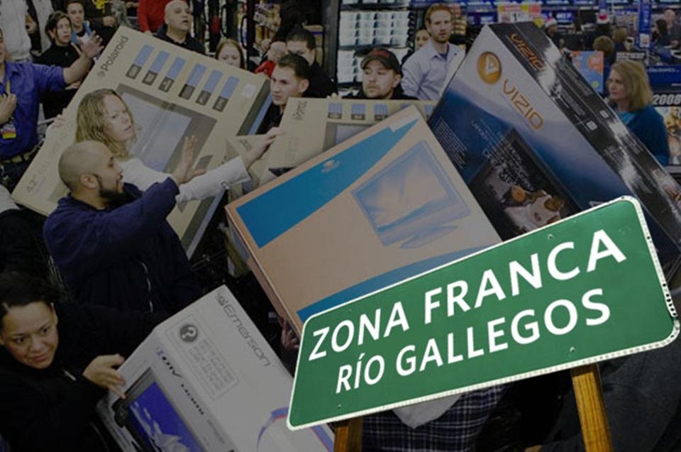 Zona Franca habilitan venta minorista
