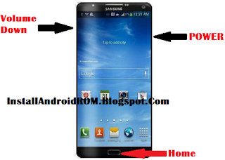 Enter Download Mode Samsung Galaxy Note 5