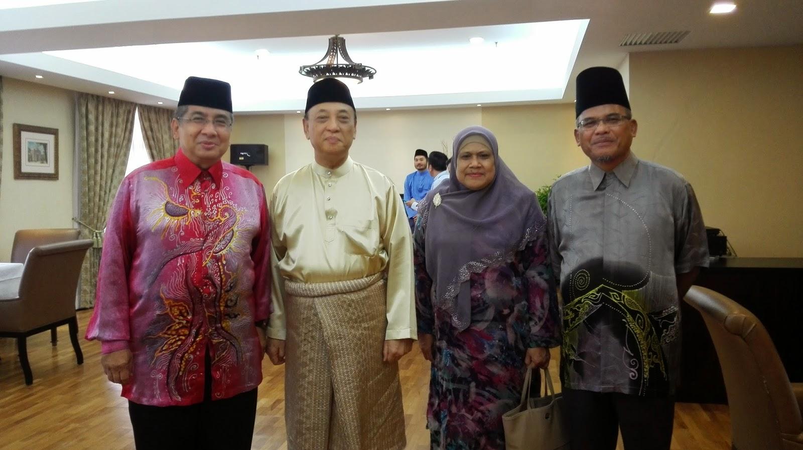 Dato56 Dato Kelenjeridze: PERDASAMA: Dimajlis Pertunangan Fairuz Dato Sri Matshah