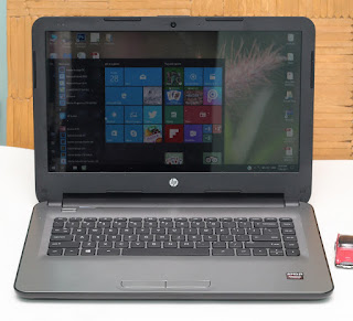 Jual Laptop Gaming HP 14-AN002AX Bekas