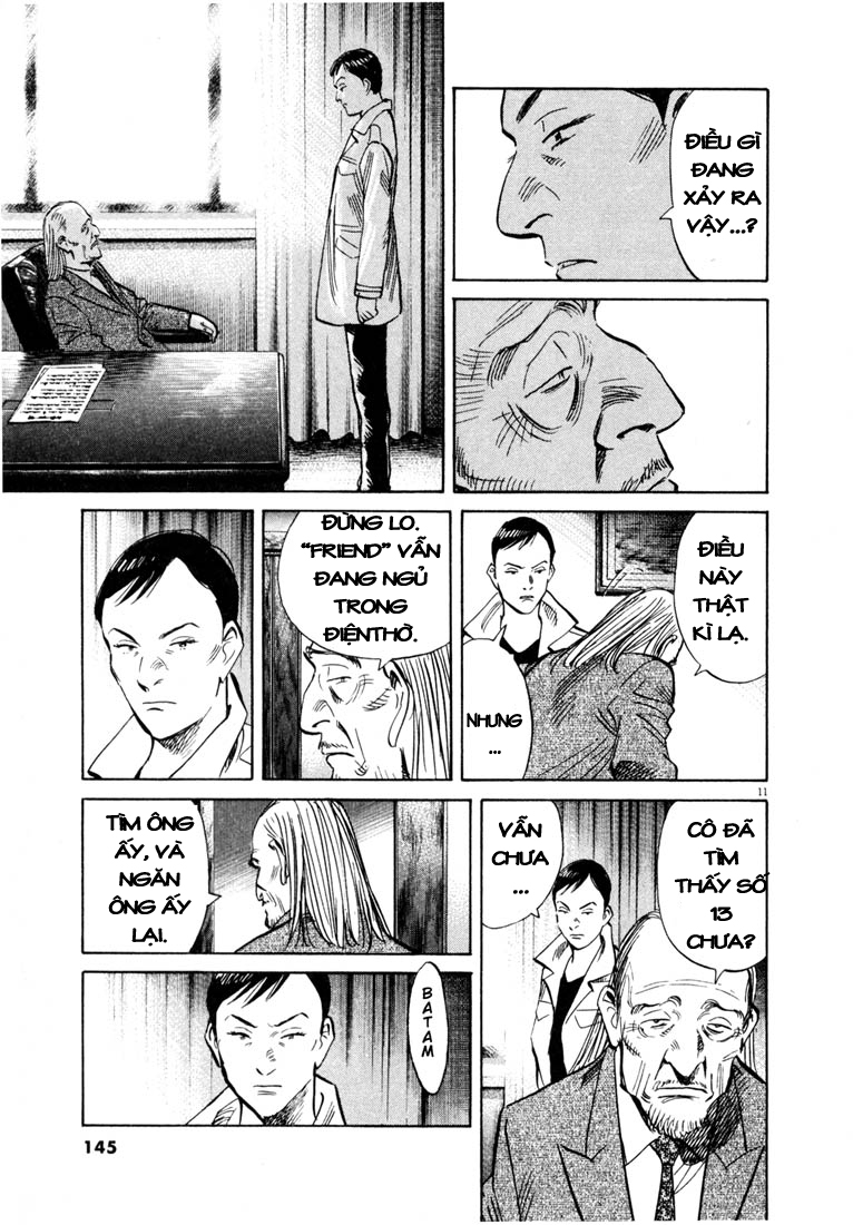 20th Century Boys chapter 165 trang 11