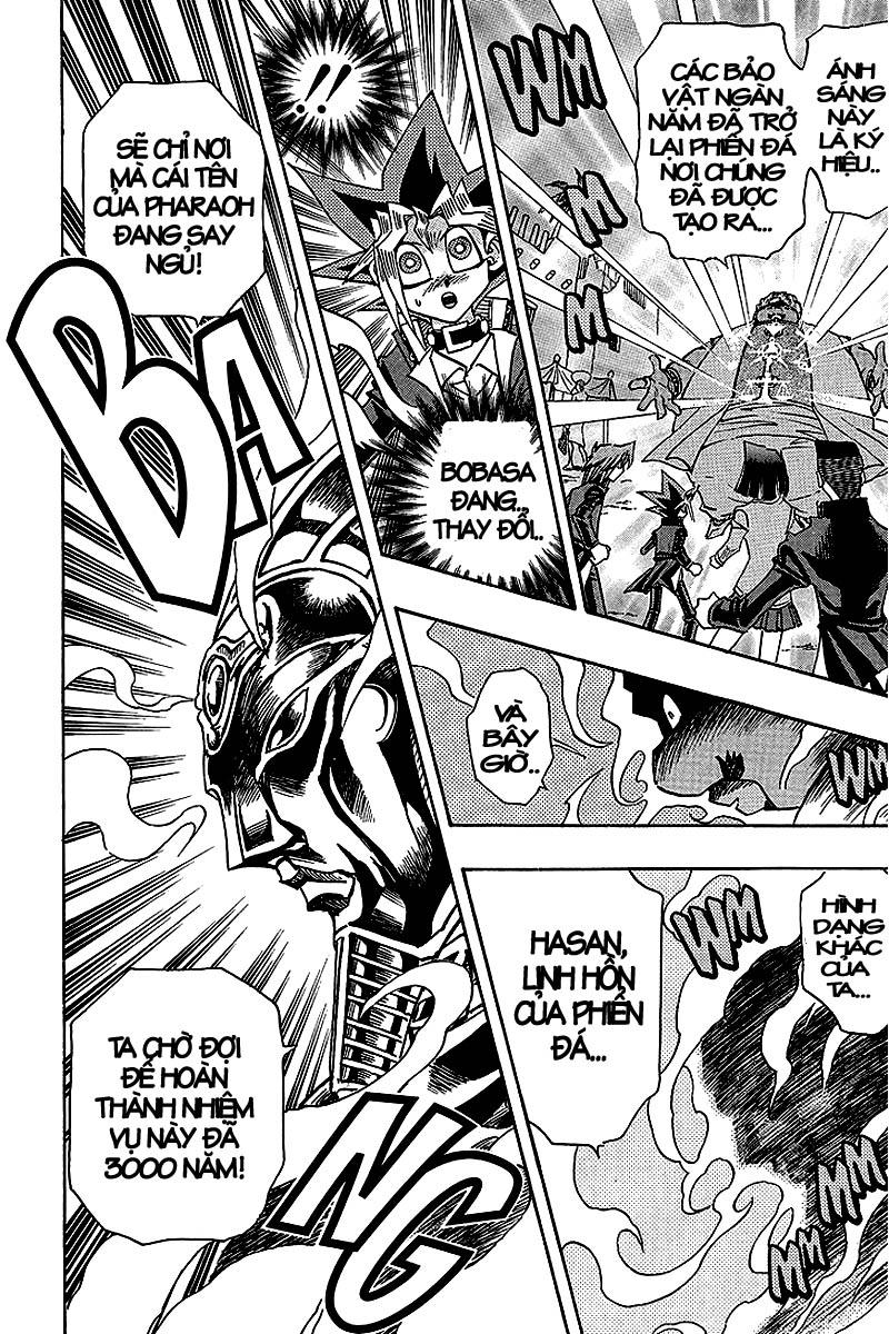 YUGI-OH! chap 321 - thần bóng tối thức tỉnh trang 19
