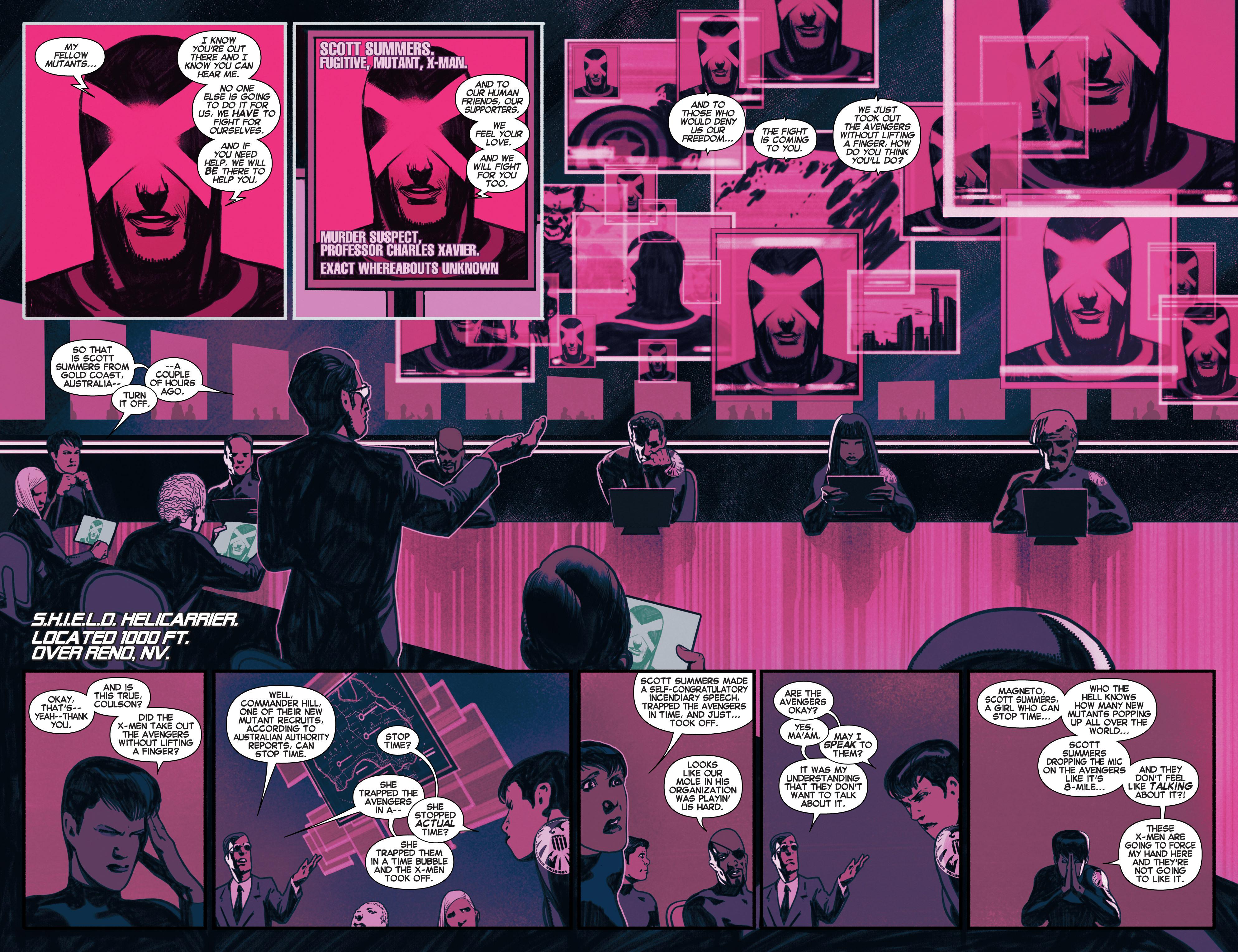 Read online Uncanny X-Men (2013) comic -  Issue # _TPB 1 - Revolution - 87