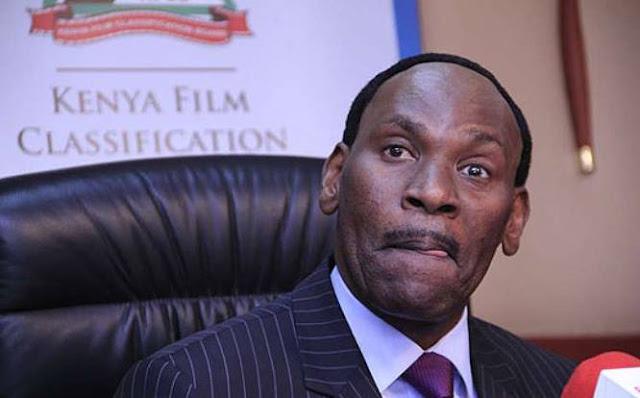 Ezekiel Mutua Eats Humble Pie After Fake Nairobi BillBoard Is Debunked