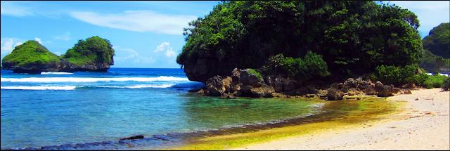 20 Tempat Wisata Malang Kota Terbaru Terfavorit Anti Mainstream  Pantai Goa Cina