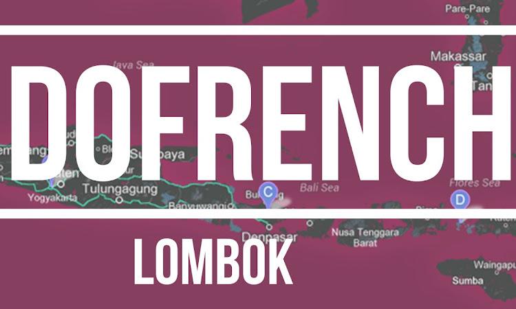 Indofrench: Lombok!