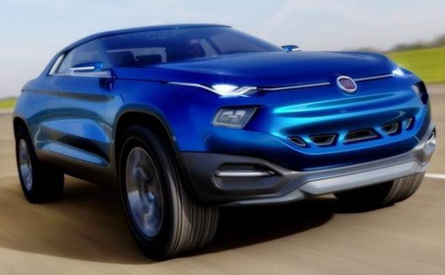 2017 Fiat Toro Redesign