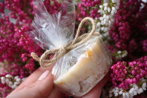 naturalne ekologiczne mydło różane od Piwnica pod Wilczą Jagodą