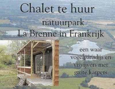 Vissen op betaalwater la fosse aux loups in frankrijk
