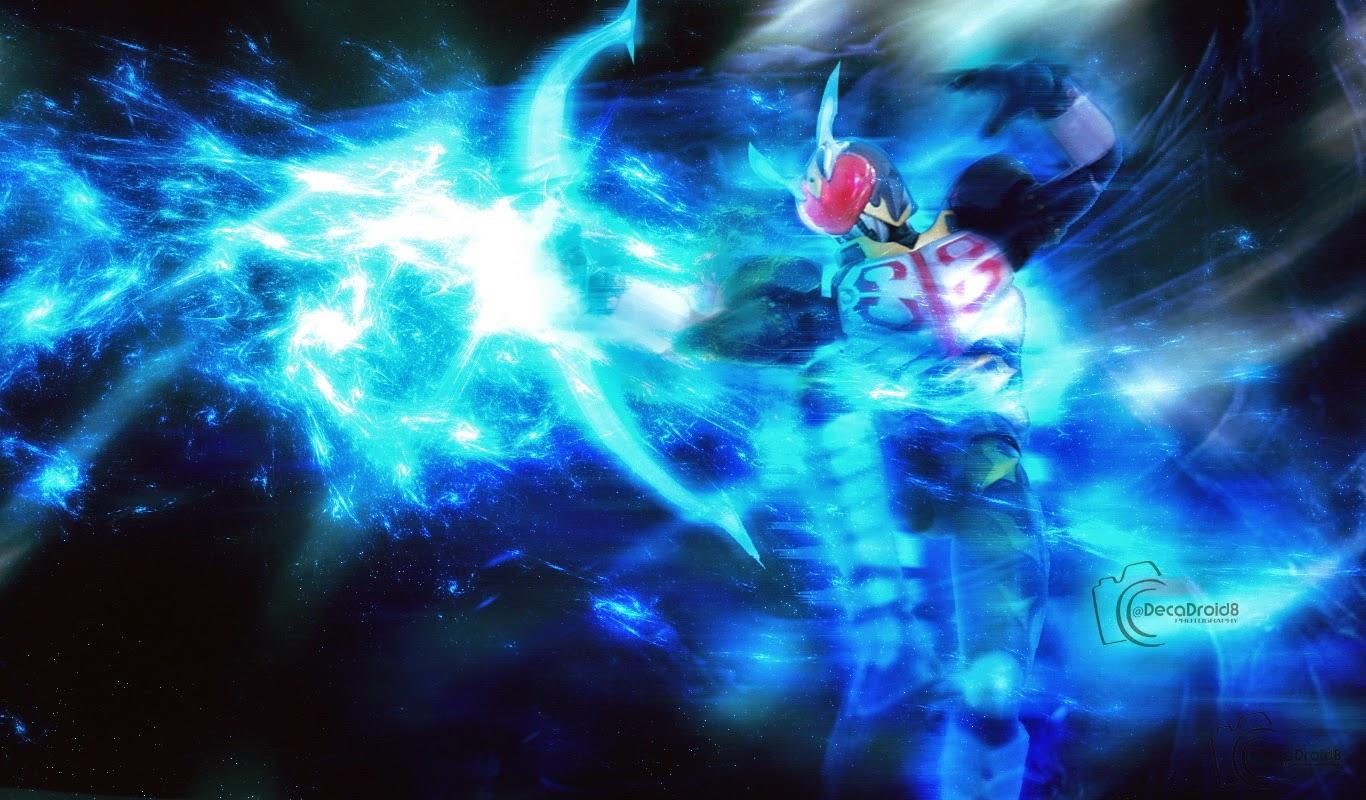 Kamen rider blade episode 51 : Jason bourne new movie
