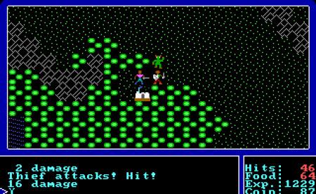 Imagen del juego Ultima 1 (1981)