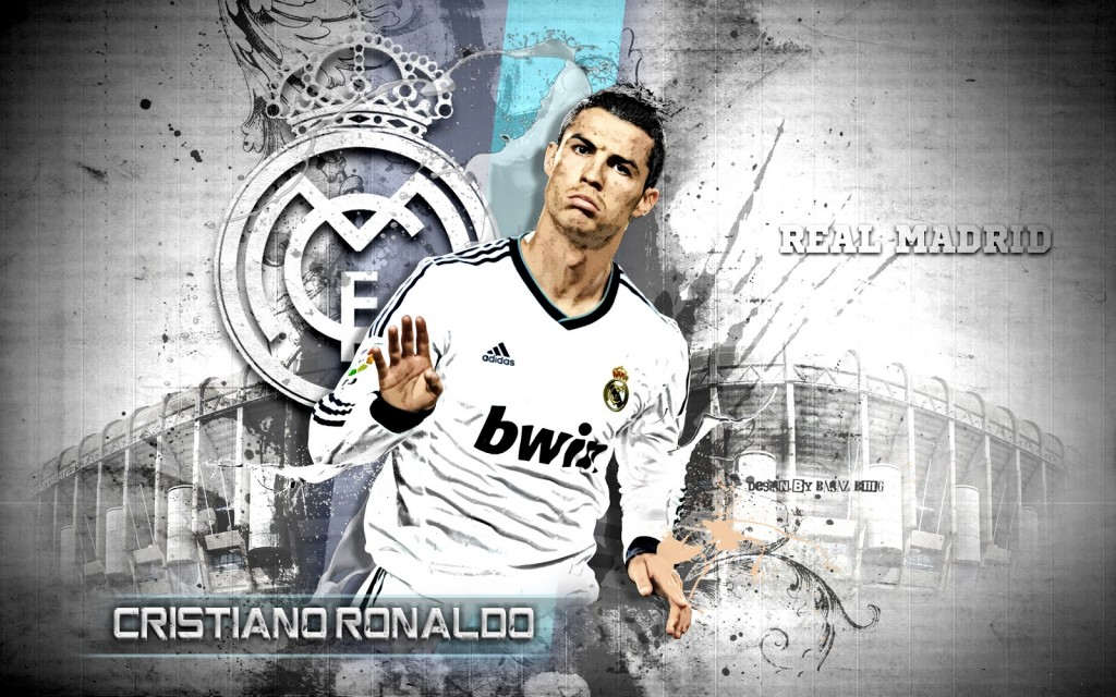 Cr7 Wallpaper Hd: Cristiano Ronaldo 2013 Wallpapers HD