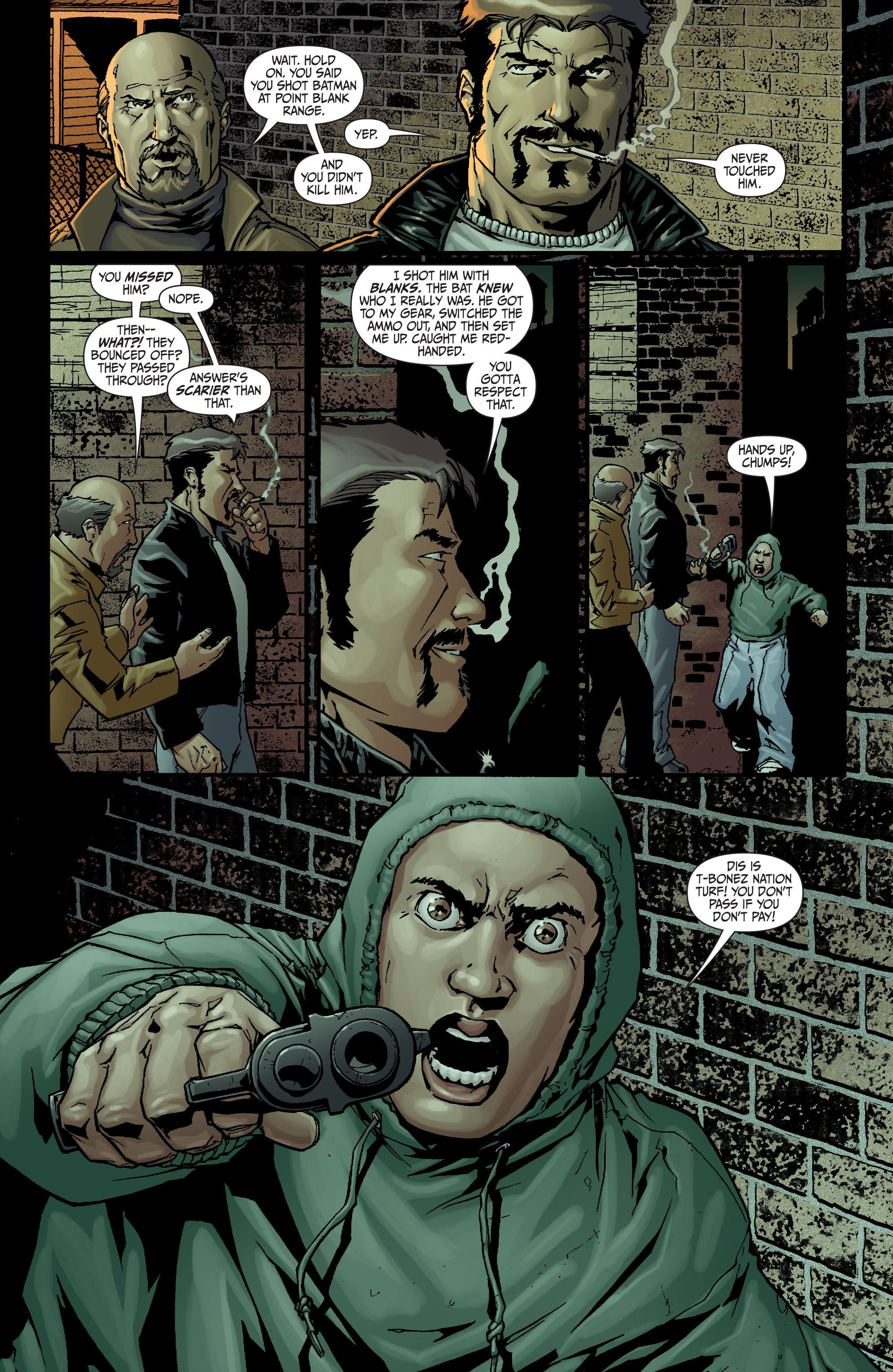 Read online Secret Six (2008) comic -  Issue #15 - 19